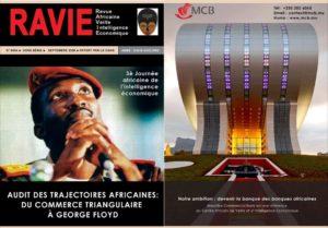 Au menu de la revue africaine de veille et d'intelligence économique, n°004 du 21.09.2020