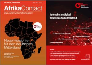 Guy Gweth analyse la ZLECA dans la revue allemande AfrikaContact